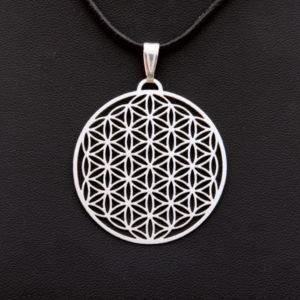 Amulett versilbert 2,5cm
